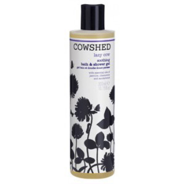 Cowshed Lazy Cow - Soothing Bath & Shower Gel (300ml)