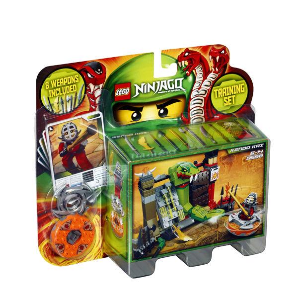 Lego Ninjago Training Set 9558 Toys Thehut Com