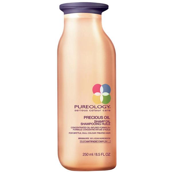 Pureology Satin Soft Precious Oil Shampoo (250ml)