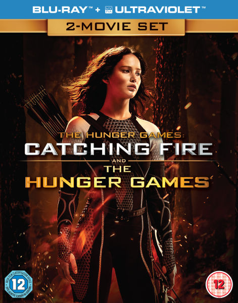The Hunger Games / The Hunger Games: Catching Fire (Includes UltraViolet Copy)