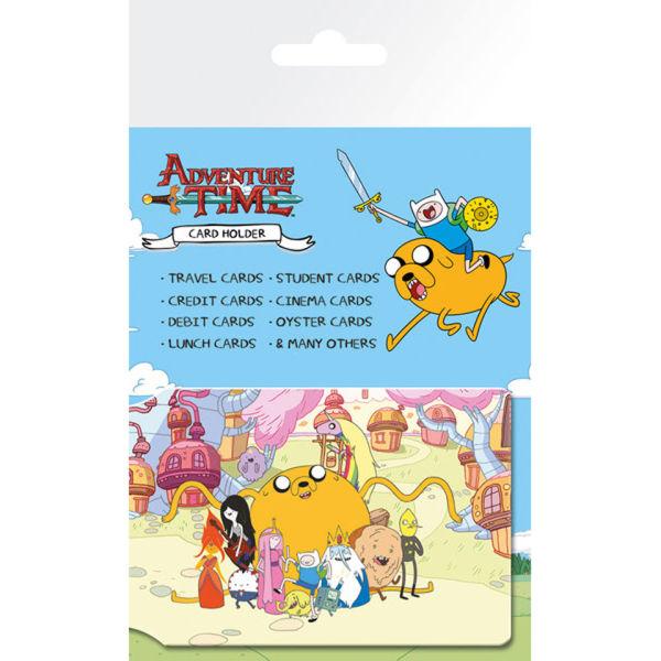 Porte-Cartes Adventure Time Groupe