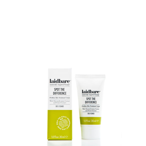 Laidbare Spot the Difference Treatment Cream (30ml)