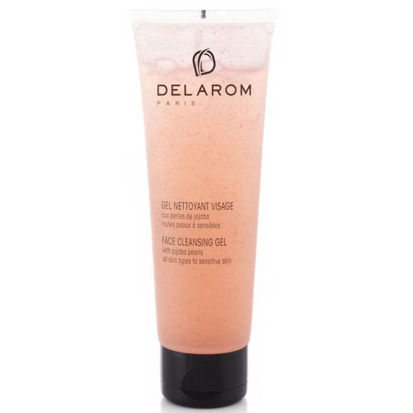 Gel nettoyant visage de DELAROM (125 ml)