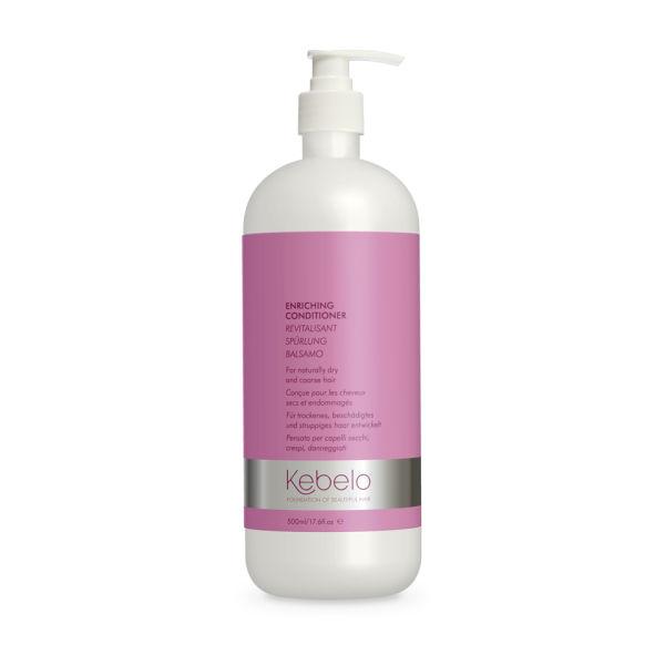 Après-shampooing KebeloEnriching Conditioner (500 ml)