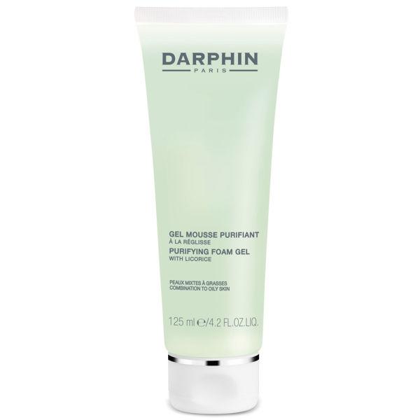 Gel-mousse purifiant Darphin - combinaison peaux grasses (125 ml)