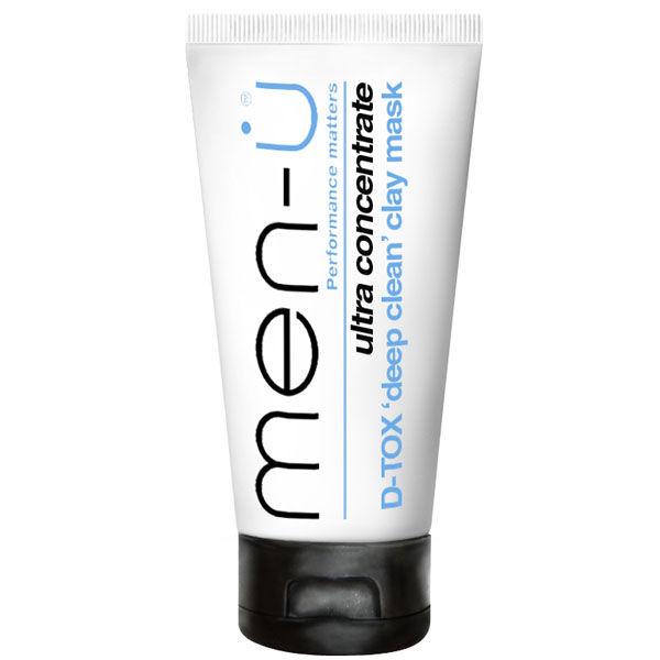 men-ü D-Tox Deep Clean Clay Mask (100ml) - Discontinued