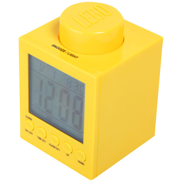 LEGO Alarm Clock   Yellow: Image 3