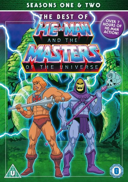 He-Man and the Masters of the Universe - Series 1 and 2