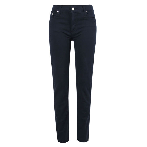 Nobody Women's Cult Skinny Jeans - Navy