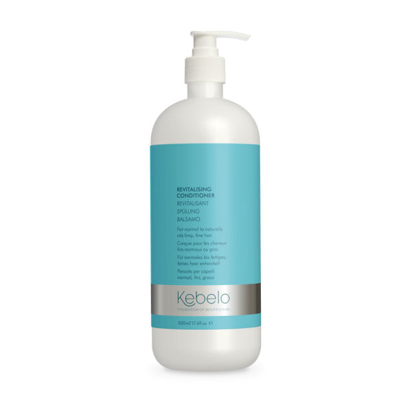 Après-shampooing Kebelo Revitalising Conditioner (500 ml)