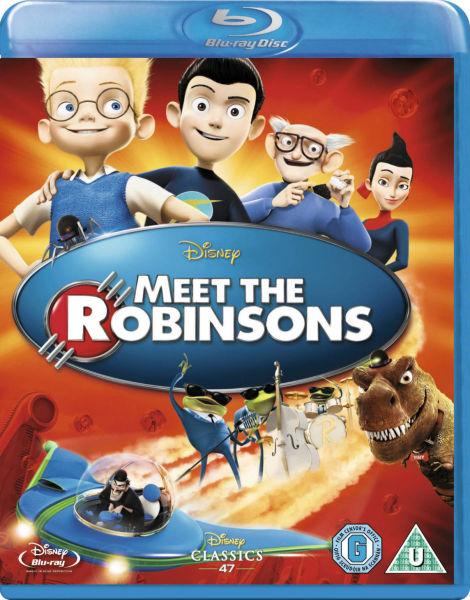 Meet The Robinsons
