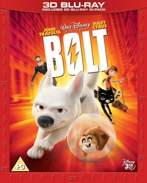 Bolt 3D (Includes 2D Version)