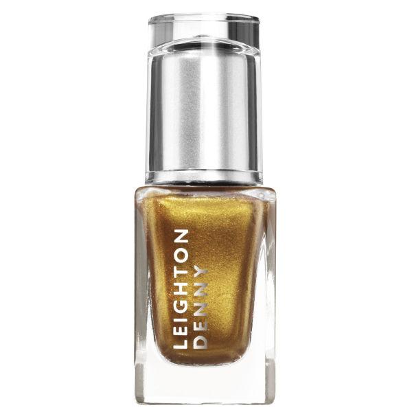 LEIGHTON DENNY NAIL COLOUR - GOLDEN GIRL (12ml)