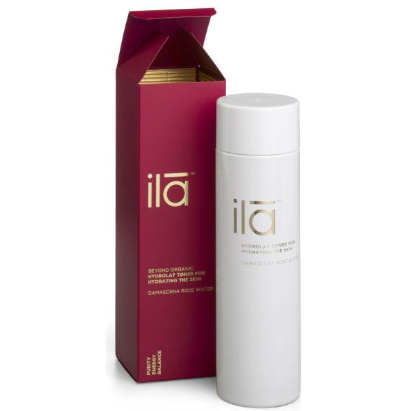 ila-spa Hydrolat Toner for Hydrating the Skin 7 oz.