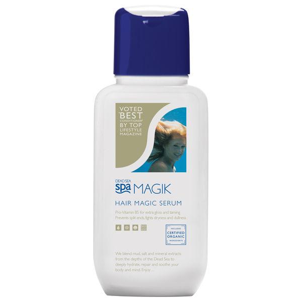 Sérum magique pour cheveux de Dead Sea Spa Magik150ml