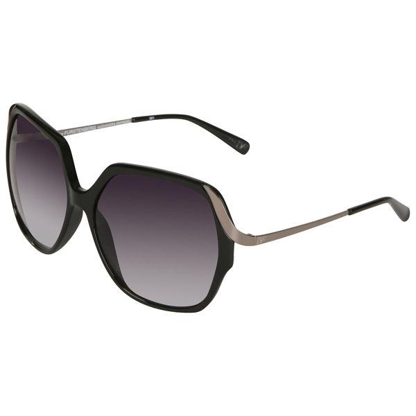 65973ef181d6f Diane von Furstenberg Alexandra Oversized Sunglasses - Black Womens  Accessories