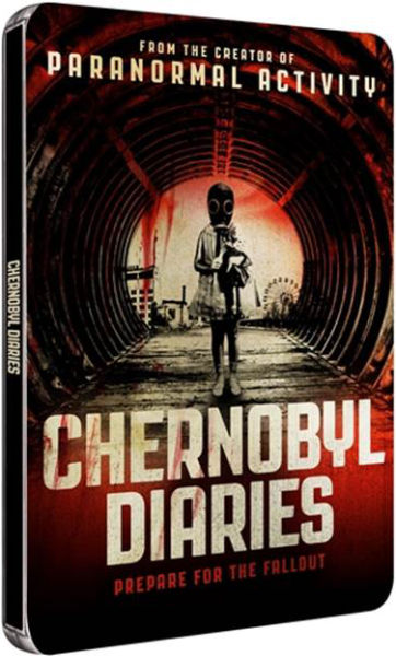 Chernobyl Diaries Limited Edition Steelbook