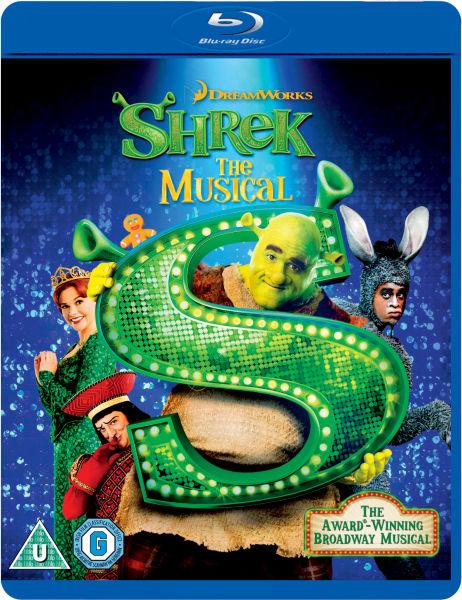 Shrek La Comédie Musicale -