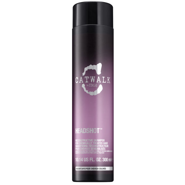 TIGI Catwalk Headshot Shampoing (300 ml)