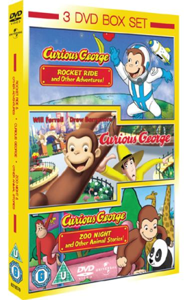 Curious George Movie / Curios George Vol 2 / Curious George Vol 2