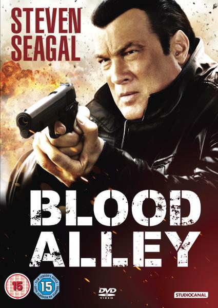 Blood Alley DVD | Zavvi