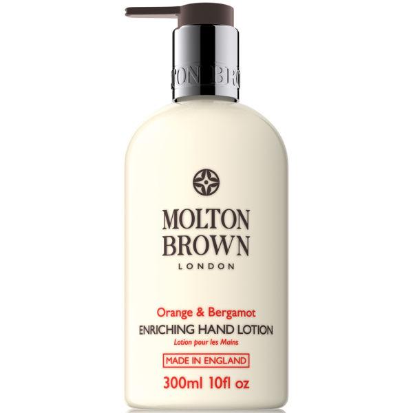 Molton Brown lotion des mains - orange et bergamote