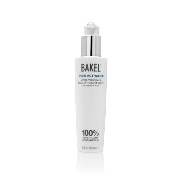BAKEL Pure Act Water Rapid Make-Up Remover Face and Eye Area (5oz)
