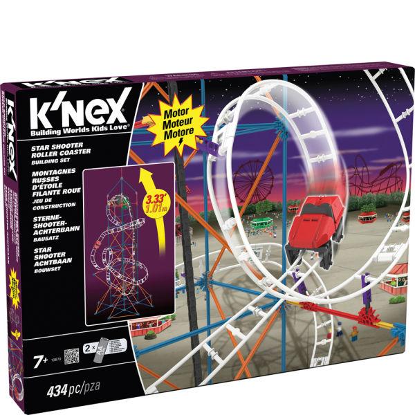 K'NEX Star Shooter Roller Coaster (13570)