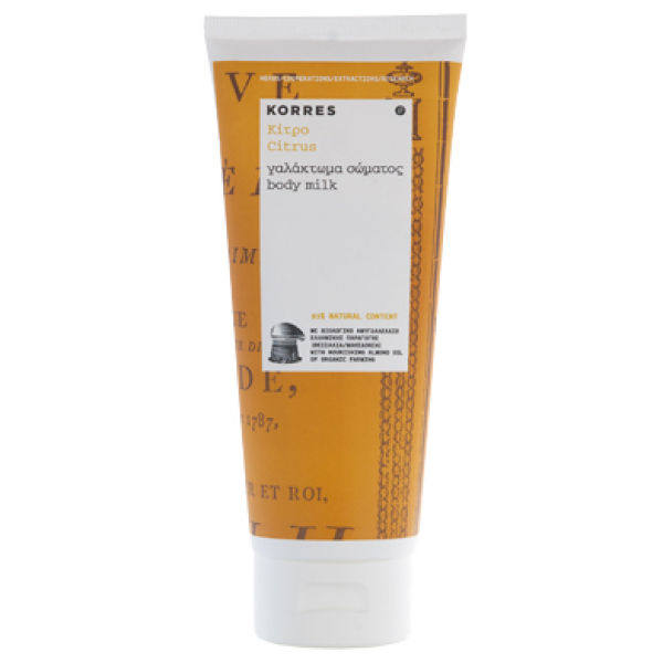 KORRES Citrus Body Milk 200ml