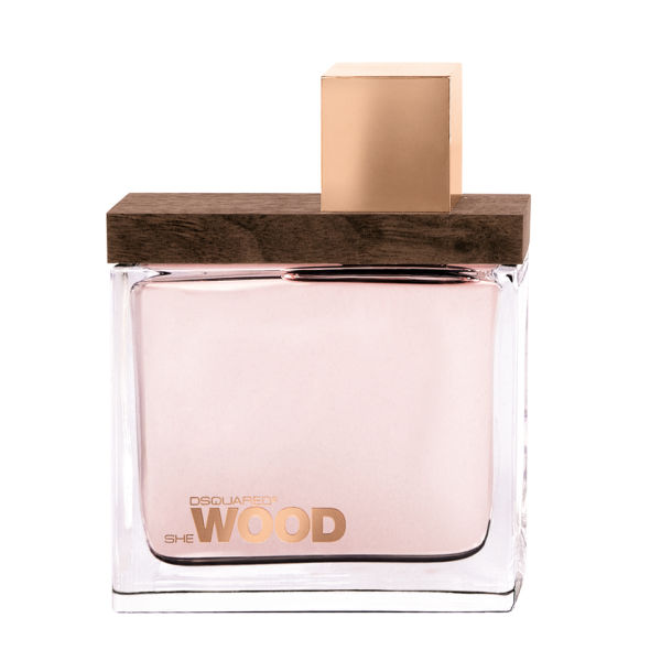 She Wood EDP de DSQuared2 (50 ml) Vapo