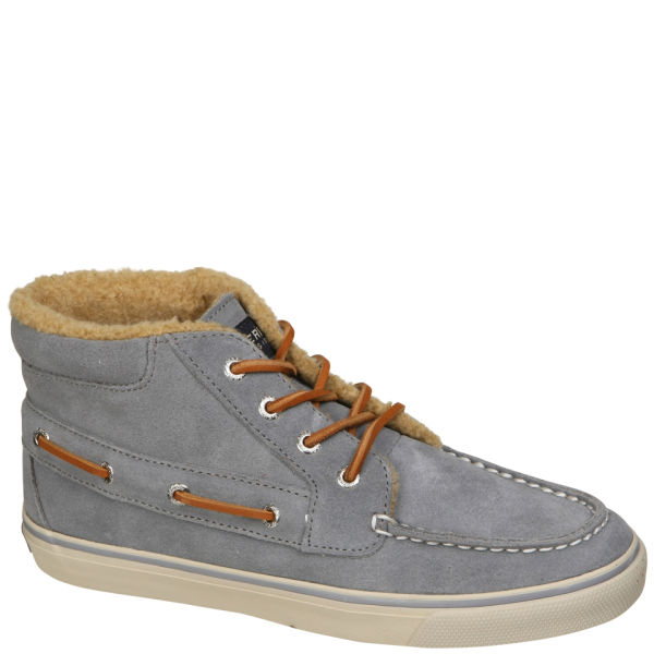 Sperry Women's Betty Ankle Boots - Grey Suede (Teddy)