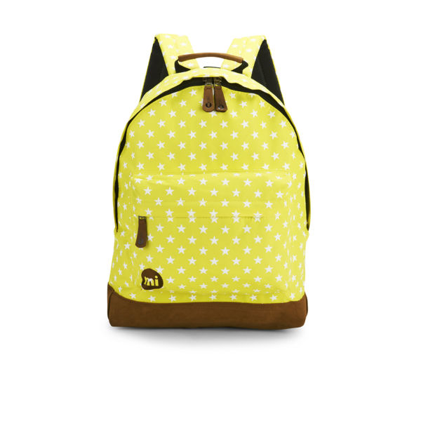 Mi Pac All Stars Backpack Yellow