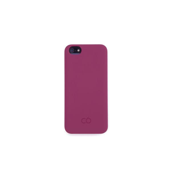 C6 Hard iPhone 5 Case - Raspberry