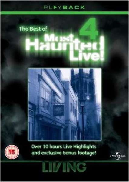 Most Haunted Live - Vol. 4