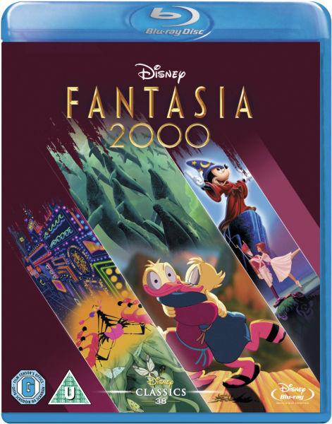 Fantasia 2000 Édition Platinum