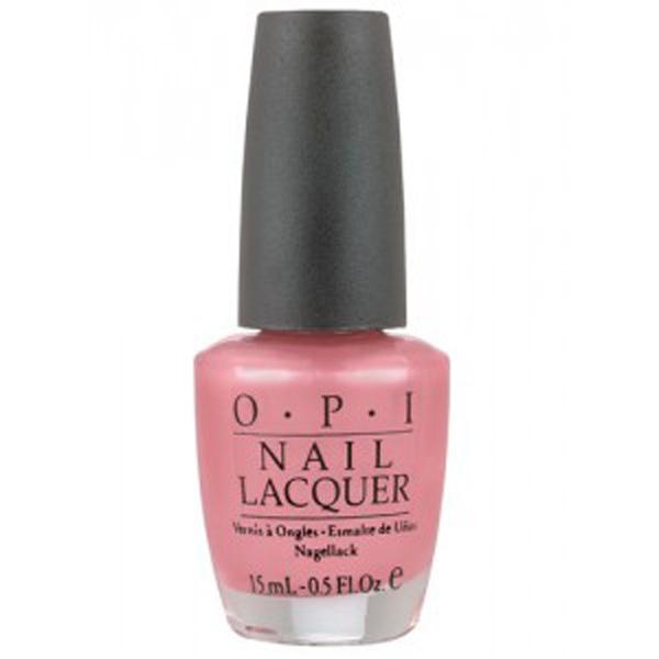 Opi Royal Flush Blush Nail Lacquer 15ml Free Shipping