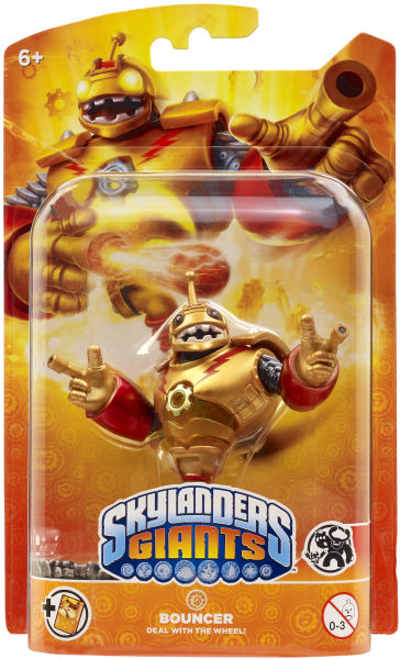 Skylanders Giants Giant Character Bouncer Games Zavvi