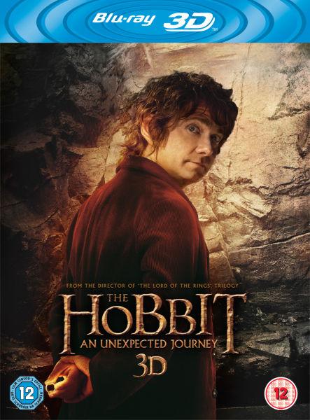 The Hobbit: An Unexpected Journey 3D (Includes UltraViolet Copy)