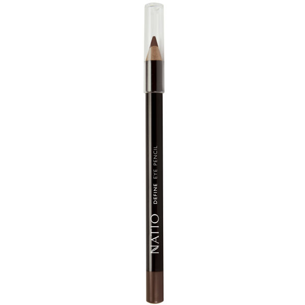 Natio Define Eye Pencil - Brown