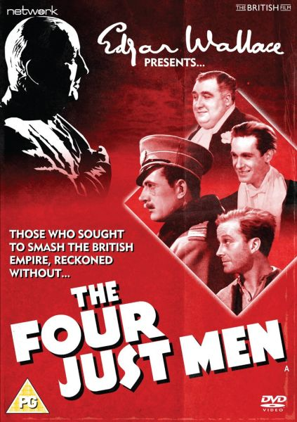 Edgar Wallace's The Four Just Men