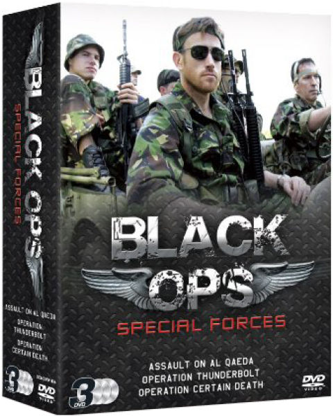 Black Ops Special Forces: Assault on Al Qaeda / Operation Thundebolt / Operation Certain Death