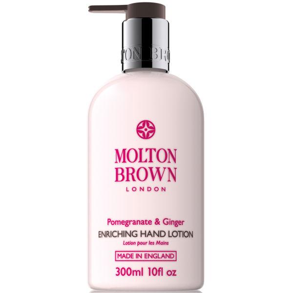 Molton Brown lotion des mains - Grenade et gingembre