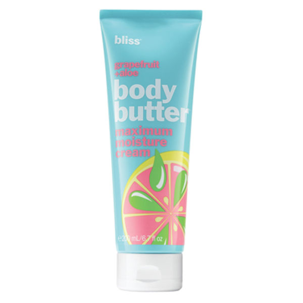 bliss Aloe Vera and Grapefruit Body Butter