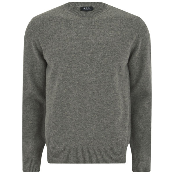 A.P.C. Men's Vintage Jumper - Grey