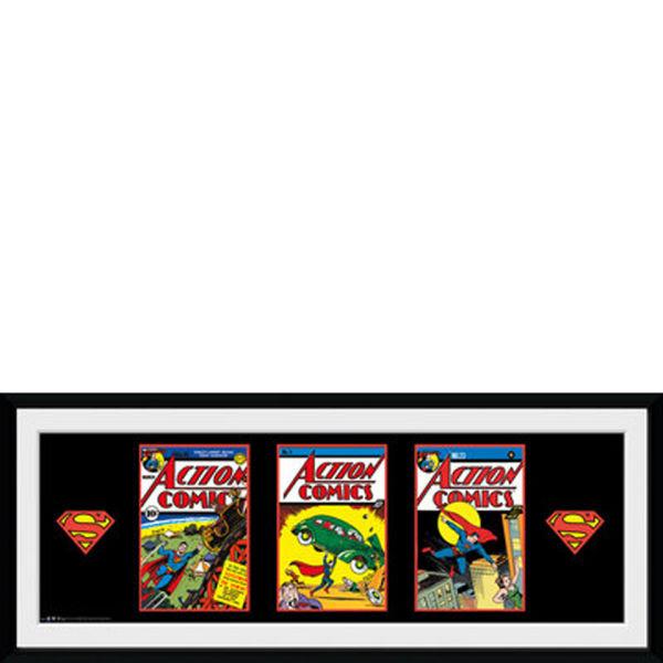 DC Comics Superman Comics - 30x75 Collector Prints