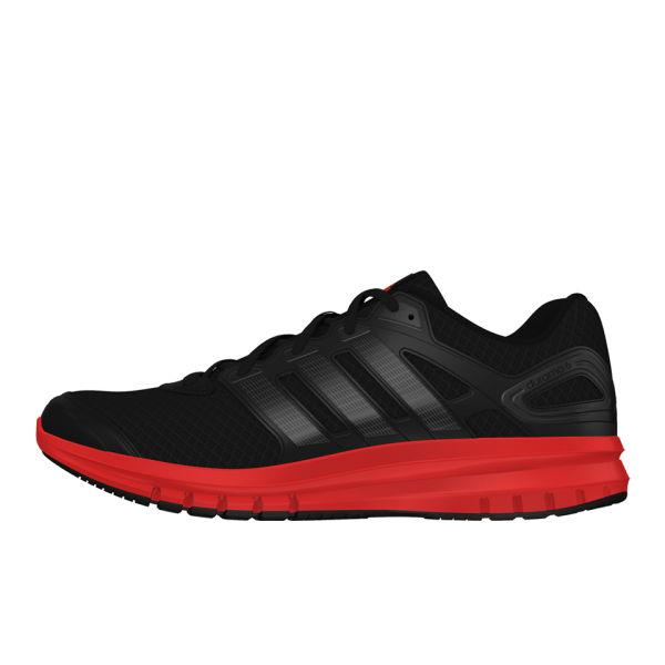 best service 68140 36ec6 adidas Men s Duramo 6 Running Shoes - Black Met Red  Image 1