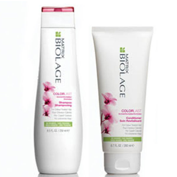 Matrix Biolage ColorLast Duo Shampoing et Soin Revitalisant