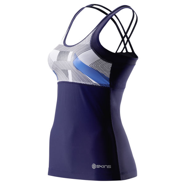 f6f8ae9b3f136 Skins A200 Women s Active Compression Tank Top - This Way Up  Image 1
