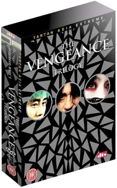 The Vengeance Trilogy [Box Set]