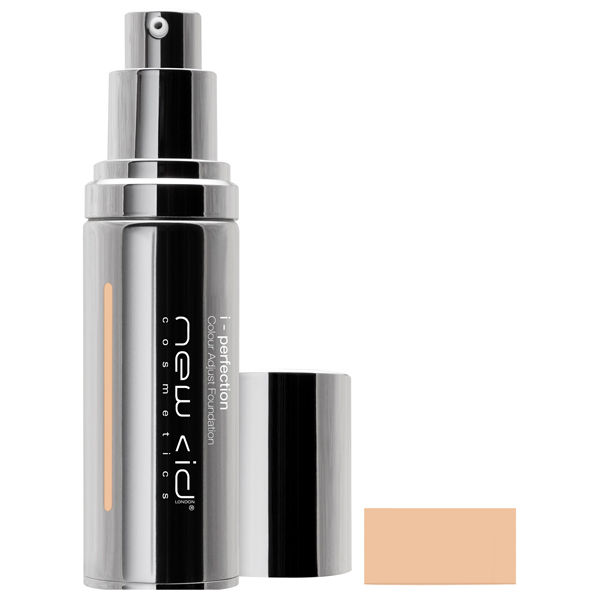 New CID I-Perfection Colour Ajuster Foundation - Cannelle